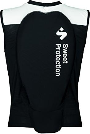 Sweet Protection protector vest true black/snow white (ladies) (835001-TBSWT)