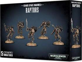 Games Workshop Warhammer 40.000 - Chaos Space Marines - Raptors (99120102087)