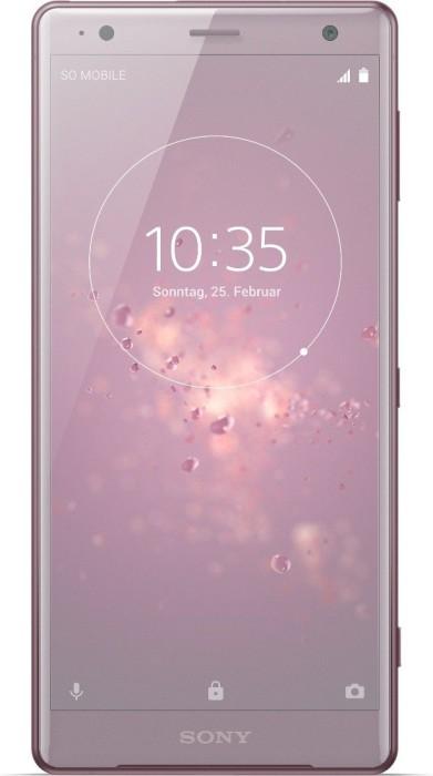 Sony Xperia XZ2 pink