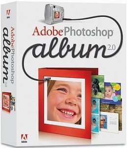 Adobe: Photoshop Album 2.0 (englisch) (PC)
