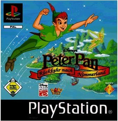 Peter Pan: Rückkehr nach Nimmerland (PS1) -- via Amazon Partnerprogramm