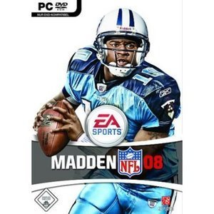 EA Sports Madden NFL 08 (English) (PC)