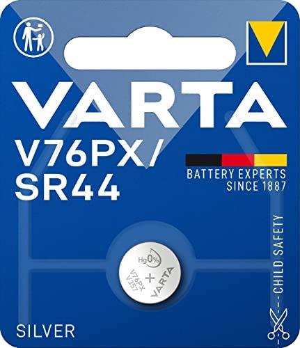 Varta V76PX (SR44/SR1154) (4075-101-401) -- via Amazon Partnerprogramm