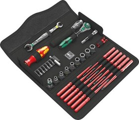 Wera Kraftform Compact W1 Maintenance Toolbag equipped incl. 35-piece. Accessories (05135926001)