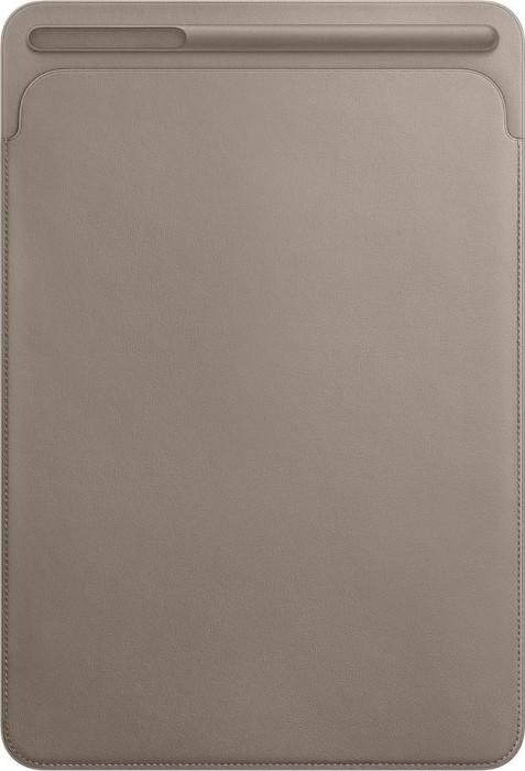 "Apple iPad Pro 10.5"" leather sleeve, Taupe (MPU02ZM/A)"