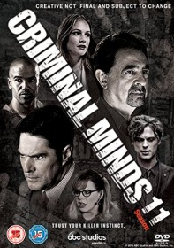 Criminal Minds Season 11 (DVD) (UK)
