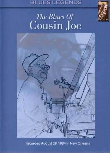 Cousin Joe - The Blues Of Cousin Joe -- via Amazon Partnerprogramm