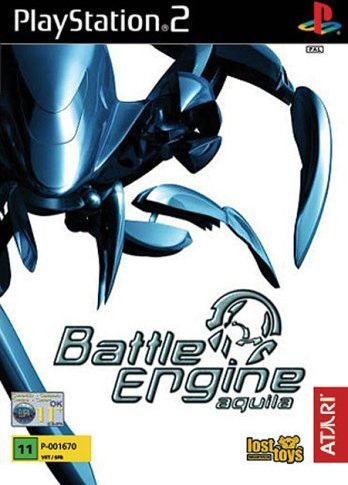 Battle Engine Aquila (German) (PS2) -- via Amazon Partnerprogramm