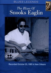 Snooks Eaglin - The Blues Of Snooks Eaglin (DVD)