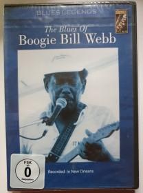 Boogie Bill Webb - The Blues Of Boogie Bill Webb