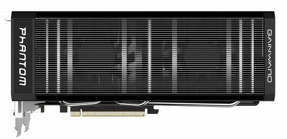 Gainward GeForce GTX 680 Phantom, 2GB GDDR5, 2x DVI, HDMI, DisplayPort (2517)