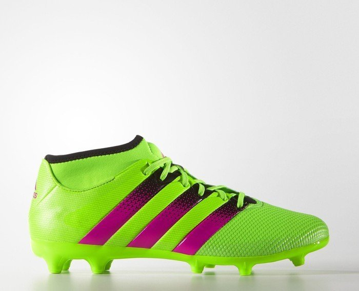 online store 1df90 96aac adidas Ace 16.3 Primemesh FG solar green/shock pink/core black (men)  (AQ2555) from £ 61.60