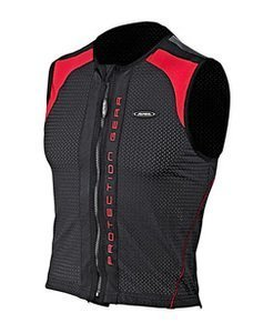 Alpina Jacket Soft protector black/red -- © globetrotter.de