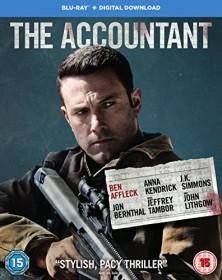 The Accountant (Blu-ray) (UK)