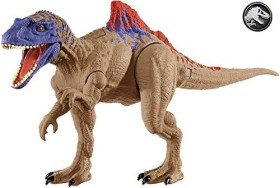 Mattel Jurassic World Dino Rivals Doppel-Attacke Concavenator (GFG79)
