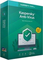 Kaspersky Lab Anti Virus 2020, 1 User, 1 Jahr, PKC (deutsch) (PC) (KL1171B5AFS-20SLIM)