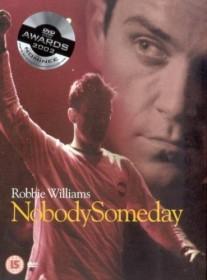 Robbie Williams - Nobody Someday (DVD)