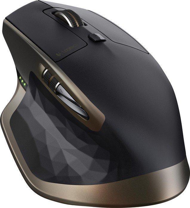 Logitech MX Master for Business Meterorite Grey, USB (910-005213)