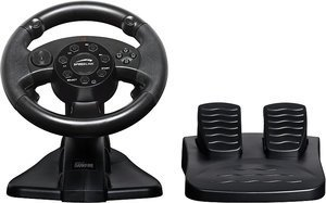 Speedlink Darkfire Racing Wheel black (PC/PS3/PS2) (SL-4484-SBK)