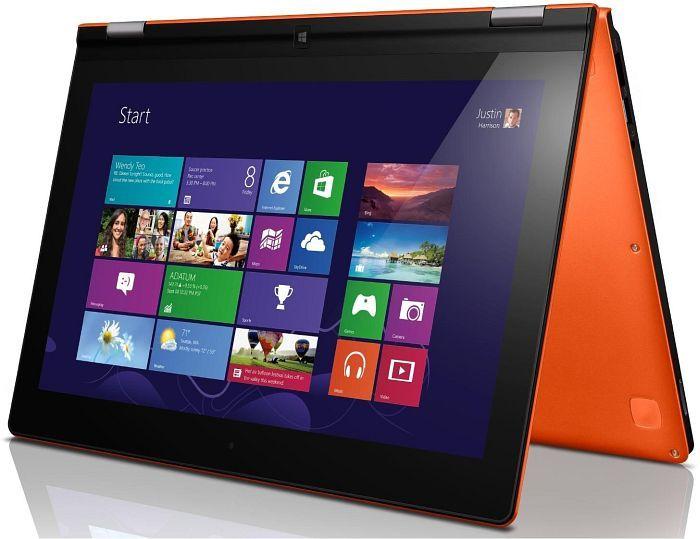 Lenovo Yoga 2 Pro orange, Core i5-4200U, 8GB RAM, 256GB SSD (59386544)