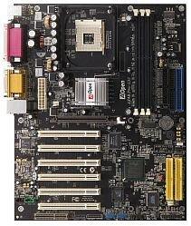 AOpen AX4B Pro-533, i845E, LAN, RAID (DDR) (91.88M10.102)