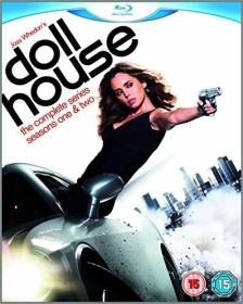 Dollhouse Season 1 (DVD) (UK)