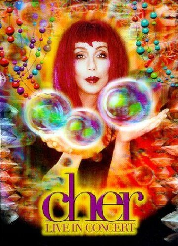 Cher - Live in Concert -- via Amazon Partnerprogramm