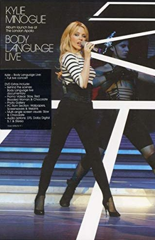 Kylie Minogue - Body Language -- via Amazon Partnerprogramm