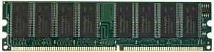 Mushkin Essentials DIMM 1GB, DDR-400, CL3-3-3-8 (991130)