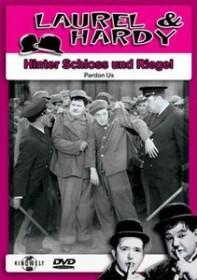 Laurel & Hardy - Hinter Schloss und Riegel