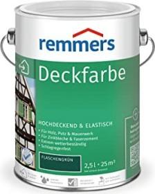 Remmers Deckfarbe Holzschutzmittel flaschengrün, 2.5l (3606-03)
