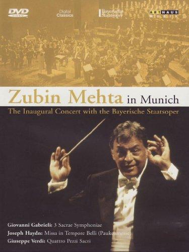 Zubin Mehta - In Munich: The Inaugural Concert -- via Amazon Partnerprogramm