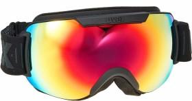 UVEX Downhill 2000 FM black mat orange