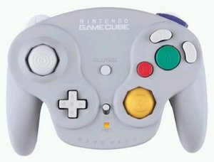 Nintendo GameCube kontroler Wavebird Wireless (GC)