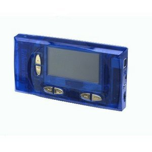 HanGo Electronic PJB-100 40GB, Blau transparent