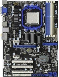 ASRock 880GXH/USB3