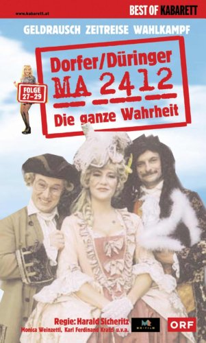 MA 24/12 Vol. 6 (Folgen 27-29) -- via Amazon Partnerprogramm
