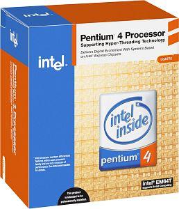 Intel Pentium 4 541, 3.20GHz, boxed (BX80547PG3200EK)