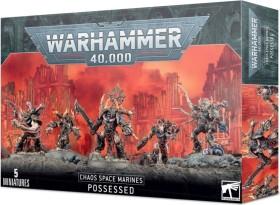 Games Workshop Warhammer 40.000 - Chaos Space Marines - Possessed (99120102056)