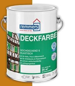 Remmers Deckfarbe Holzschutzmittel maisgelb, 2.5l (3612-03)