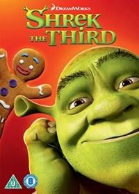 Shrek The Third (DVD) (UK)