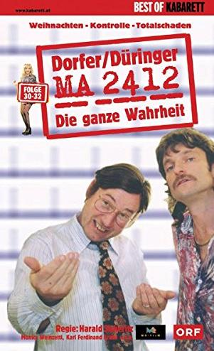 MA 24/12 Vol. 7 (Folgen 30-32) -- via Amazon Partnerprogramm