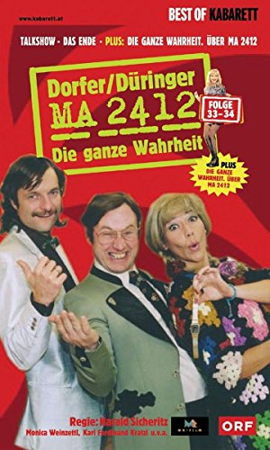 MA 24/12 Vol. 8 (Folgen 33-34) -- via Amazon Partnerprogramm