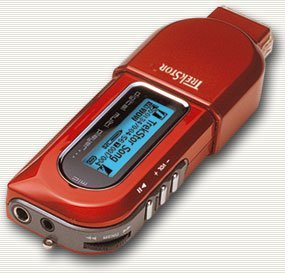 TrekStor USB-MusicStick 250 256MB