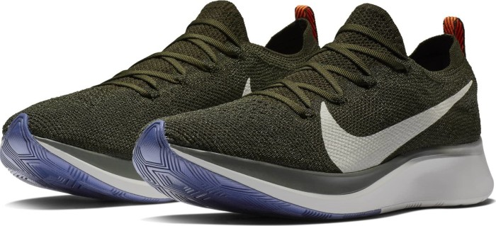 first rate 0df5e 2adeb Nike zoom Fly Flyknit sequoia olive flak light bone black (men)  (AR4561-303) starting from £ 97.47 (2019)   Skinflint Price Comparison UK