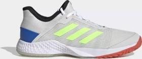 adidas adizero Club orbit grey/signal green/glory blue (Herren) (EF2772)
