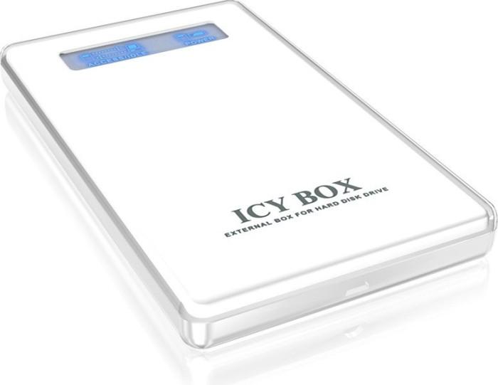 """RaidSonic Icy Box IB-220U-Wh, 2.5"""", USB 2.0 Micro-B (20220/10071)"""