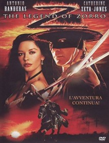 The Legend Of Zorro (UK)