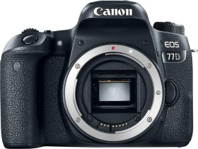 Canon EOS 77D schwarz Gehäuse (1892C003)