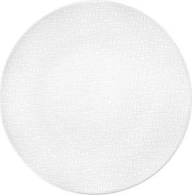 Seltmann Weiden Life Fashion luxury white 25676 dining plate 28cm (001.743923)